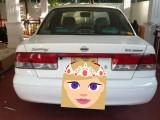 Nissan EX saloon 2001 Car