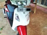 Hero Pleasure 2010 Motorcycle