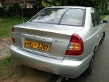 Hyundai Accent 2004 Car