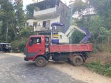 Tata 407 Dump Truck Tipper 2012 Lorry