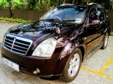 Micro Rexton 2008 Jeep - For Sale