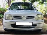 Nissan March k11 2002 Car