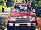 Mitsubishi Pajero 1989 Jeep - For Sale