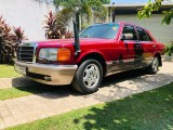 Mercedes Benz W 126 S300 1988 Car - For Sale