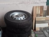 NISSAN CLIPPER TYRES AND RIMS
