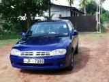Kia Spectra 2004 Car