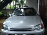 Toyota starlet ep91 1996 Car