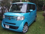 Honda N Box 2015 Car