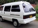 Toyota Cr26 1989 Van