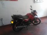 Hero Glamour 125 EFI 2012 Motorcycle