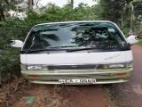Nissan Caravan E24 1998 Van
