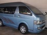 Toyota KDH 200V 2007 Van