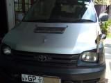 Toyota CR-41 2002 Van