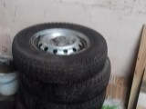 NISSAN clipper tyres