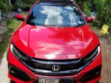 Honda Civic Tech Pack 2018 Car