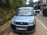Fiat Doblo 2008 Van
