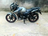 TVS Apache RTR 150 2018 Motorcycle
