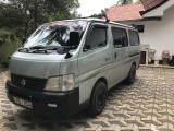 Nissan Caravan E25 2003 Van