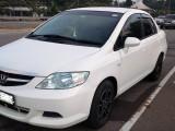 Honda Fit Area 2007 Car