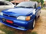 Toyota Starlet 1991 Car