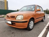Nissan March 2000 Car