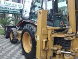 CAT 428D  Backhoe  Excavation
