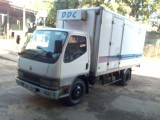 Mitsubishi Canter Freezer Lorry 1999 Lorry
