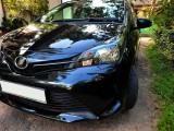 Toyota Vitz 6 Speaker 2016  safty 2016 Car