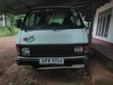 Toyota LH-30 1980 Van