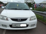 Mazda familia 2003 Car