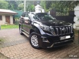 Toyota Land Cruiser Pardo LC5 2013 Jeep