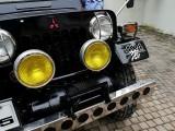 Mitsubishi 4DR5 safari (Original) 1980 Jeep