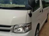 Toyota 221 reguse 2013 Van