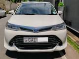 Toyota Axio G Grade 2015 Car