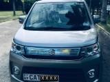 Suzuki Wagon r staingray 2017 2016 Car