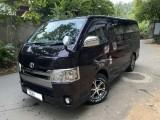 Toyota KDH 201 SUPER GL (DARK PRIME) 2015 Van