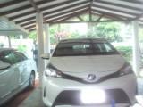 Toyota Vits 2017 Car