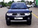Mitsubishi Montero sport 2012 Jeep