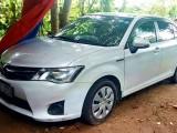 Toyota AXIO HYBRIDE 2013 Car