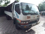Mitsubishi Canter Wide Face 2008 Lorry