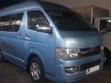 Toyota KDH 200 GL 2007 Van