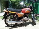 TVS Suzuki Samurai 2000 Motorcycle