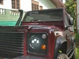 Land Rover Defender 1959 Jeep