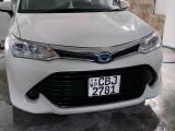Toyota Toyota axio Hybrid G class 2017 Car
