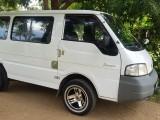 Nissan Vannet (lion face) 2003 Van