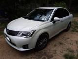 Toyota Axio 165 2015 Car