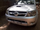 Toyota Hilux D-4D vigo 2007 Pickup/ Cab