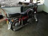 Honda CD 185 Roadmaster 1979 Motorcycle