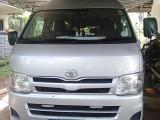 Toyota Hiace 2011 Van