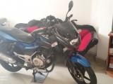 Bajaj Pulser 150 2014 Motorcycle